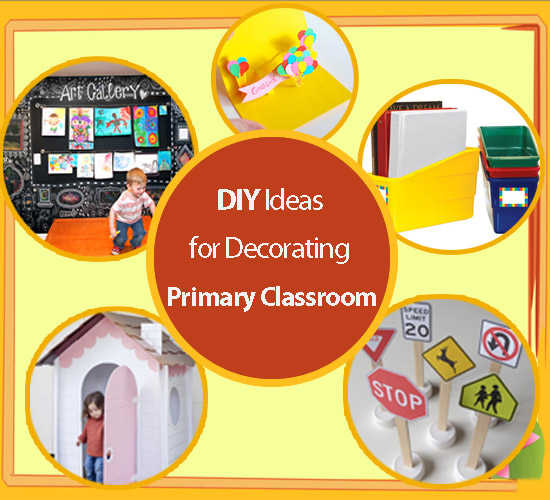 Classroom Decoration For Pre Primary :